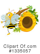 Bee Clipart #1335057