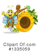 Bee Clipart #1335059