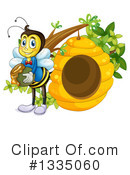 Bee Clipart #1335060