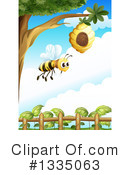 Bee Clipart #1335063