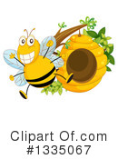 Bee Clipart #1335067