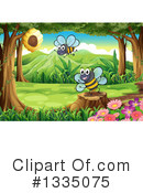 Bee Clipart #1335075