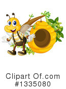 Bee Clipart #1335080
