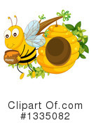 Bee Clipart #1335082