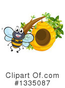 Bee Clipart #1335087
