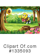 Bee Clipart #1335093