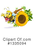 Bee Clipart #1335094