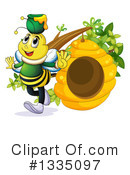 Bee Clipart #1335097