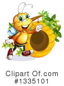 Bee Clipart #1335101