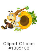 Bee Clipart #1335103