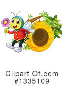 Bee Clipart #1335109