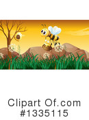 Bee Clipart #1335115