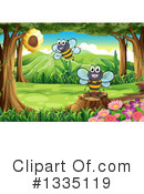 Bee Clipart #1335119
