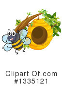 Bee Clipart #1335121