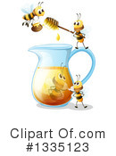 Bee Clipart #1335123
