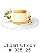 Bee Clipart #1335125 by Graphics RF