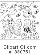 Bee Clipart #1380751
