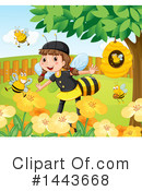 Bee Clipart #1443668