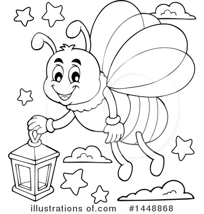 Firefly Clipart #1448868 by visekart