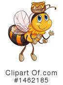 Bee Clipart #1462185 by Graphics RF