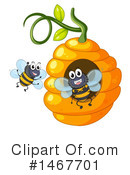 Bee Clipart #1467701