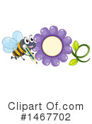 Bee Clipart #1467702 by Graphics RF