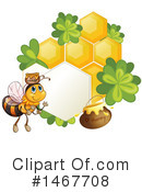 Bee Clipart #1467708 by Graphics RF