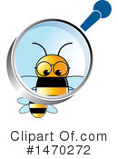 Bee Clipart #1470272 by Lal Perera