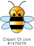 Bee Clipart #1470276 by Lal Perera
