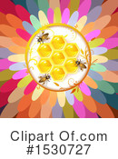 Bee Clipart #1530727 by merlinul