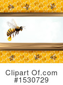 Bee Clipart #1530729 by merlinul
