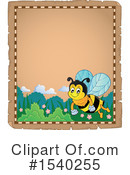 Bee Clipart #1540255 by visekart