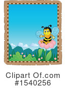 Bee Clipart #1540256 by visekart