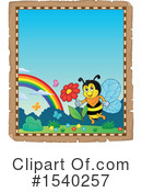 Bee Clipart #1540257 by visekart