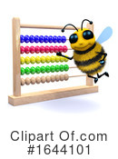 Bee Clipart #1644101 by Steve Young