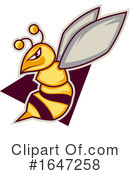 Bee Clipart #1647258 by Morphart Creations