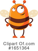 Bee Clipart #1651364 by Morphart Creations
