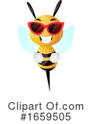 Bee Clipart #1659505 by Morphart Creations