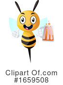 Bee Clipart #1659508 by Morphart Creations