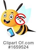 Bee Clipart #1659524 by Morphart Creations