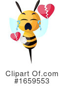 Bee Clipart #1659553 by Morphart Creations