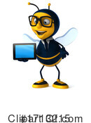 Bee Clipart #1713215 by Julos