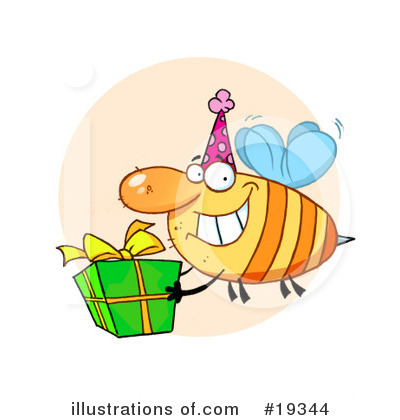 Party Clipart #19344 by Hit Toon