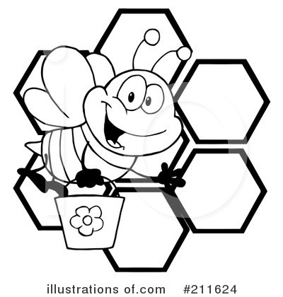 Honey Clipart #211624 by Hit Toon