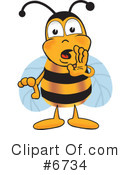 Bee Clipart #6734