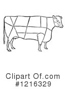 Beef Clipart #1216329 by Picsburg