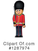 Beefeater Clipart #1287974 by visekart