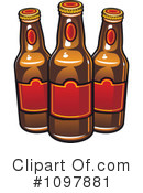 Beer Clipart #1097881 by Vector Tradition SM