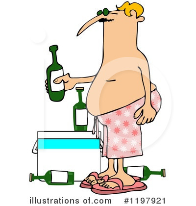 Beverage Clipart #1197921 by djart