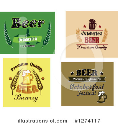Hops Clipart #1274117 by Vector Tradition SM
